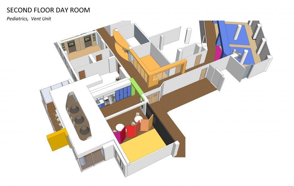 DITMAS Dayroom 2