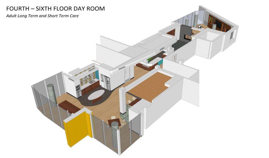 DITMAS Dayroom 4-6