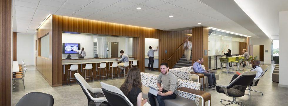 Winthrop University Hospital Research Building